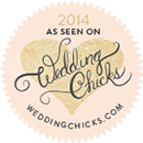 about About Weddingchicks badge