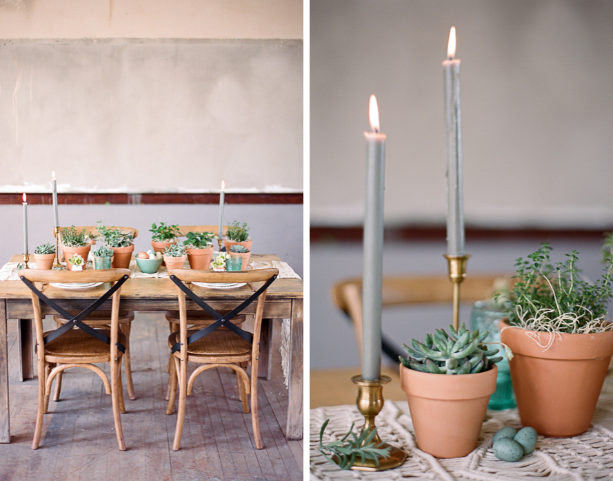 Spring Garden Easter Table | Featured on Magnolia Rouge Spring Garden Easter Table   010