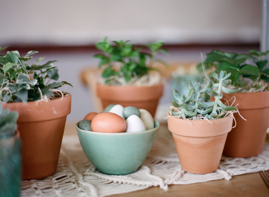 Spring Garden Easter Table | Featured on Magnolia Rouge Spring Garden Easter Table   011