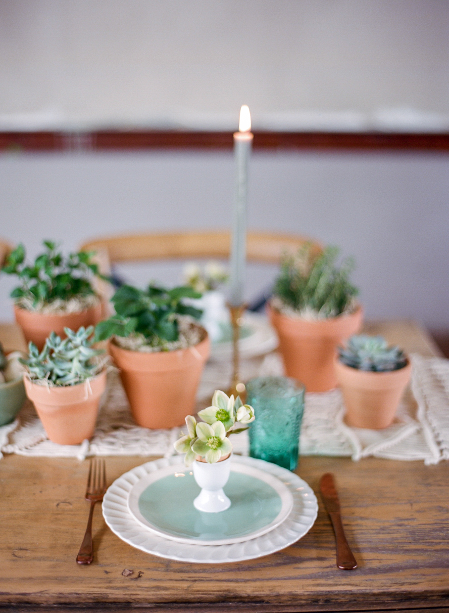 Spring Garden Easter Table | Featured on Magnolia Rouge Spring Garden Easter Table   012