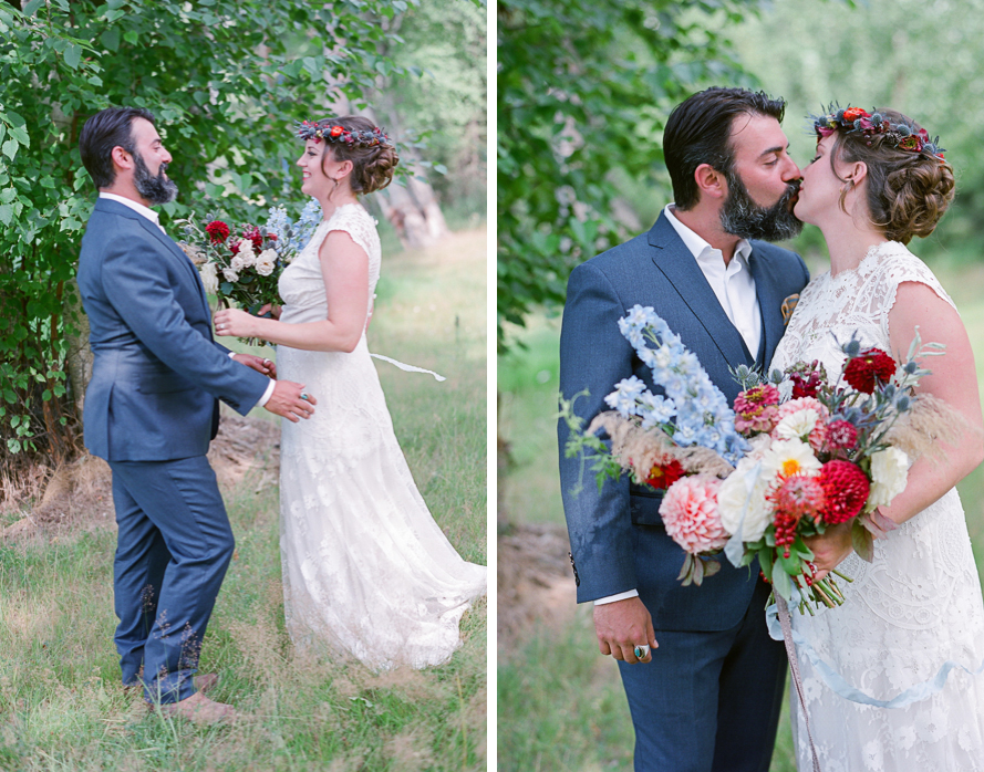 Emily + Patton | Featured in Martha Stewart Weddings Magazine PenhallegonWedding ShannonVonEschen 22