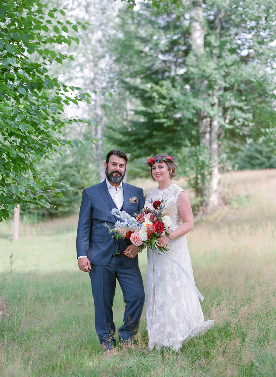 Emily + Patton | Featured in Martha Stewart Weddings Magazine PenhallegonWedding ShannonVonEschen 23