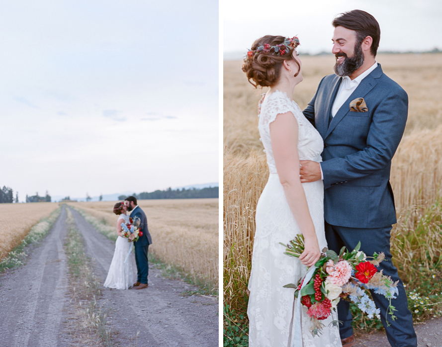 Emily + Patton | Featured in Martha Stewart Weddings Magazine PenhallegonWedding ShannonVonEschen 67