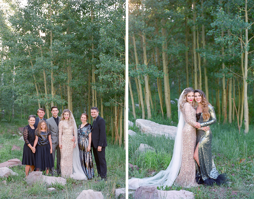 intimate destination wedding sunrise wedding ceremony ideas aspen colorado wedding photographers colorado mountain wedding venues small wedding ceremony venues film wedding photographers Brytny + Kiley | Featured on BRIDES GrantWed Blog032