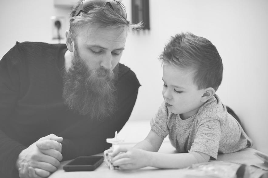 ♥ Frames of Fatherhood ♥ FathersDay2018 055