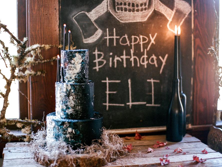 The Lost Lumberjack – Eli's 5th Birthday Bash on Martha Stewart Elis Lost Lumberjack Party 049