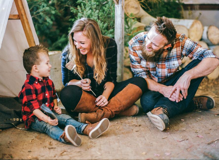 The Lost Lumberjack – Eli's 5th Birthday Bash on Martha Stewart Elis Lost Lumberjack Party 055