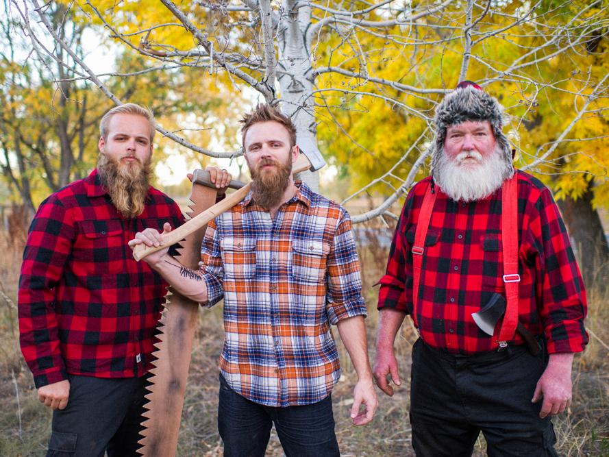 The Lost Lumberjack – Eli's 5th Birthday Bash on Martha Stewart Elis Lost Lumberjack Party 061