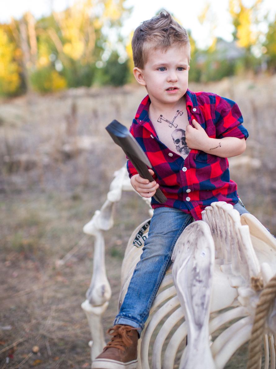 The Lost Lumberjack – Eli's 5th Birthday Bash on Martha Stewart Elis Lost Lumberjack Party 066