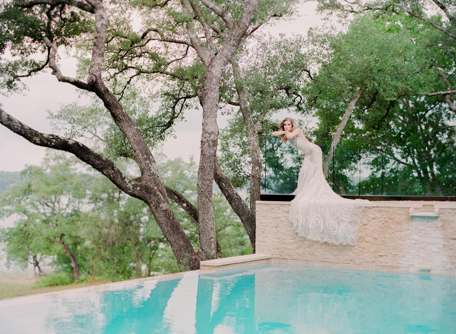 Austin Bridal Editorial | Banks + Leaf | Wedding Sparrow AustinEditorial ShannonVonEschen 001